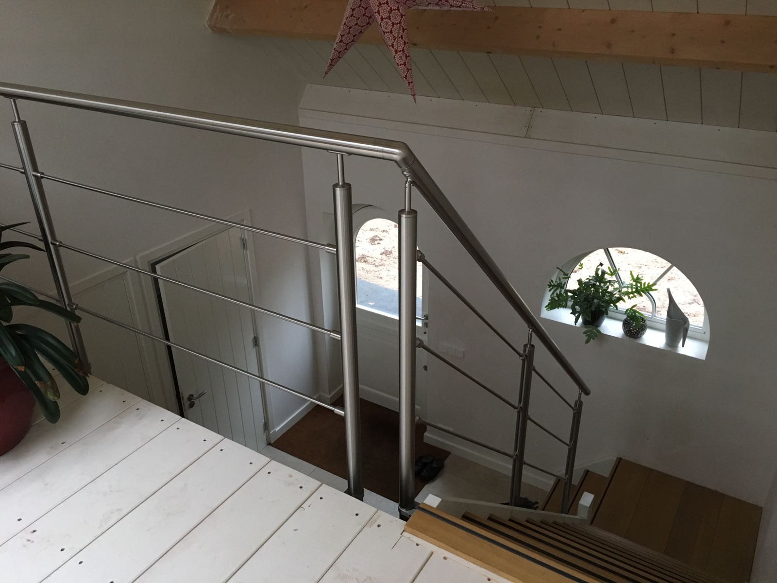 balustrade rvs trapgat