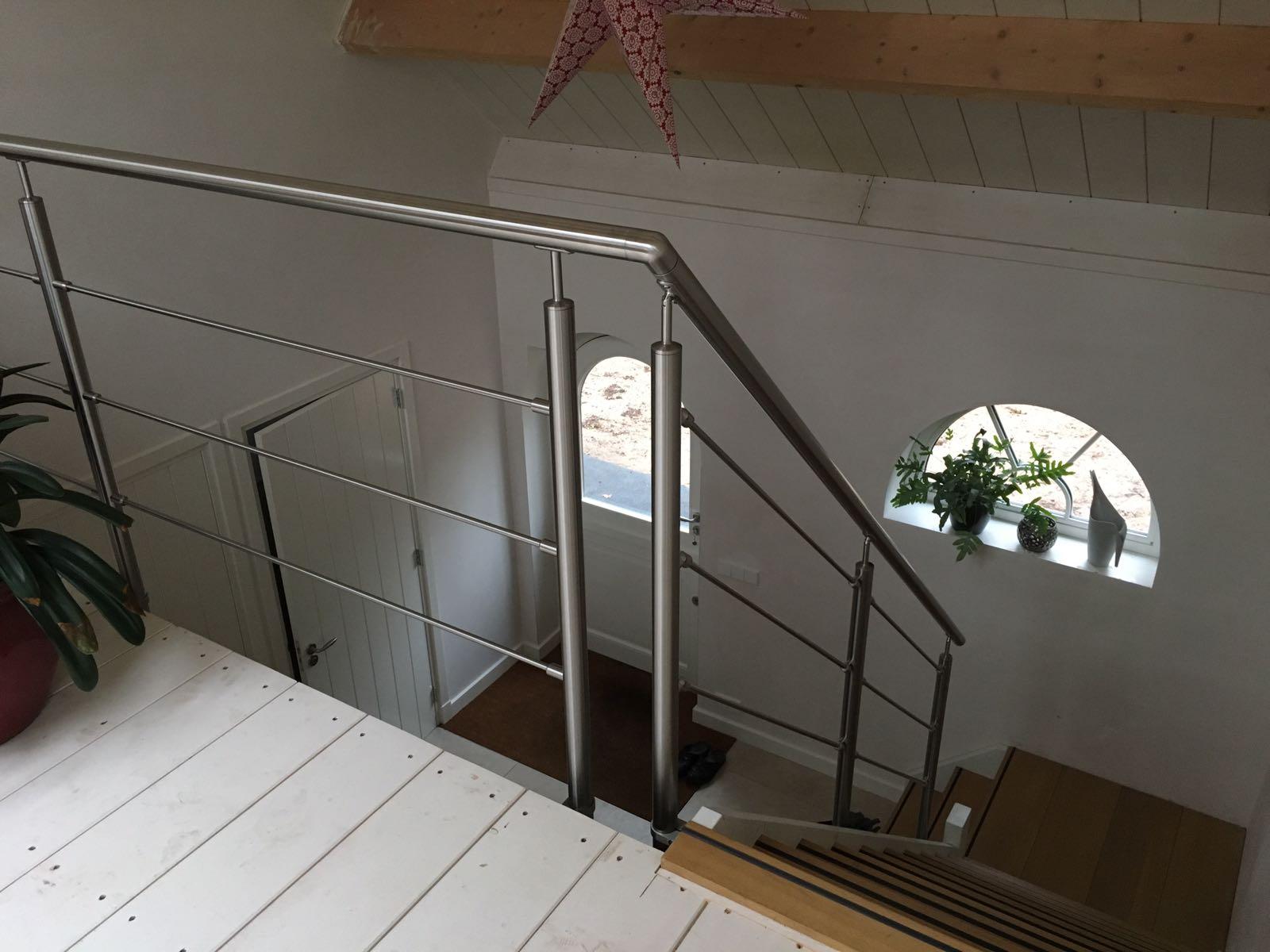 balustrade rvs trapgat