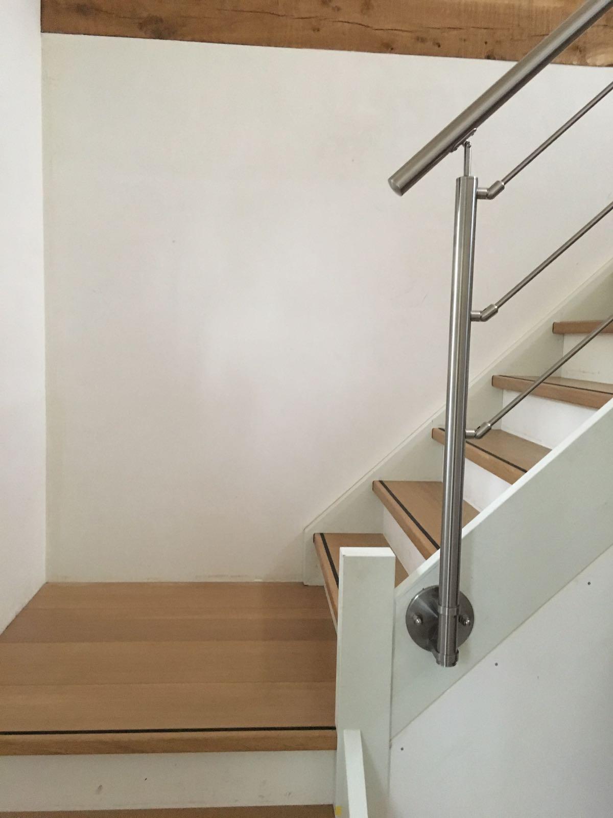 balustrade staf trap