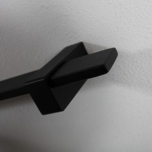 trapleuning zwart type k