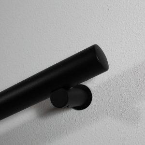 trapleuning mat zwart