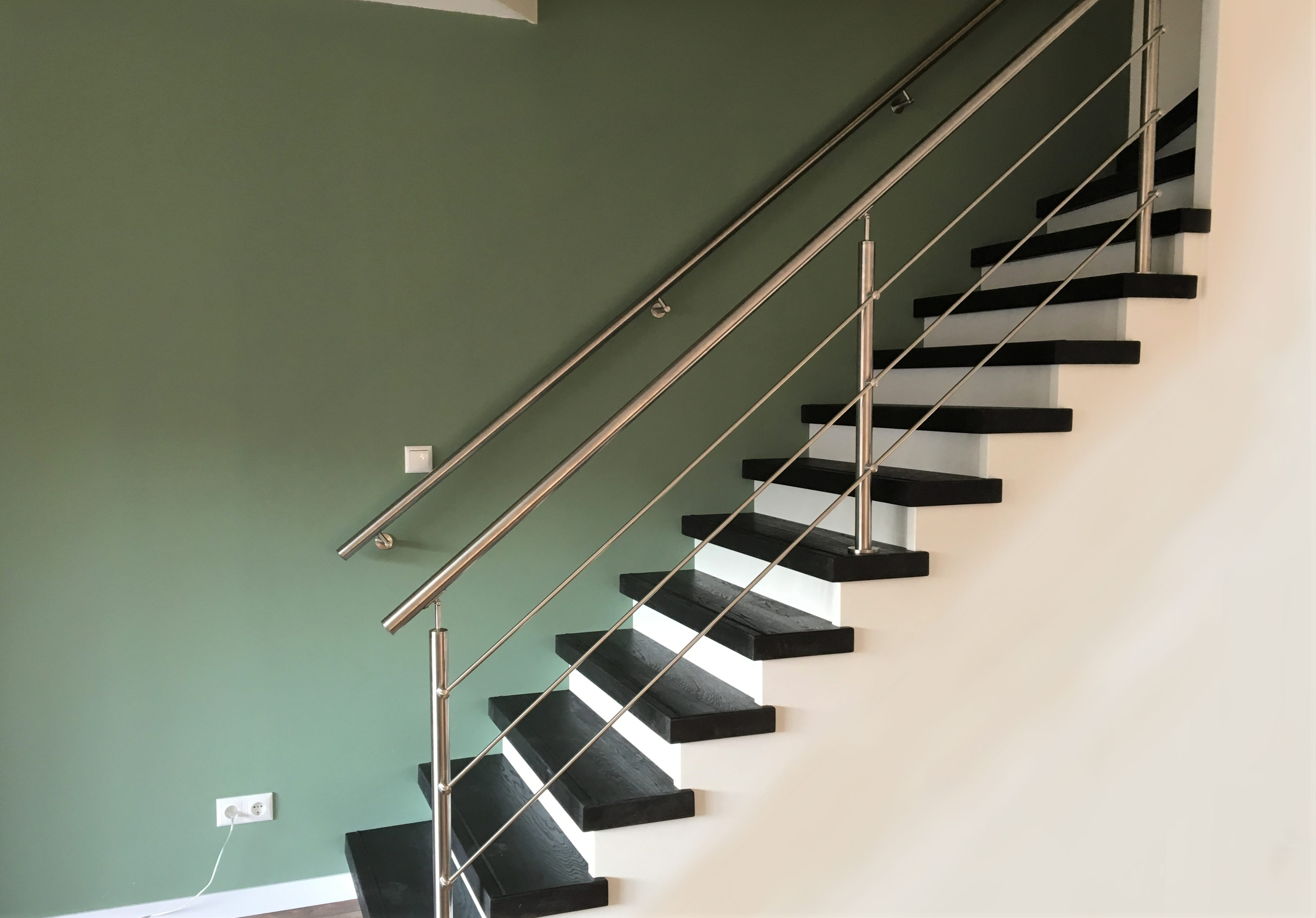 rvs balustrade staf