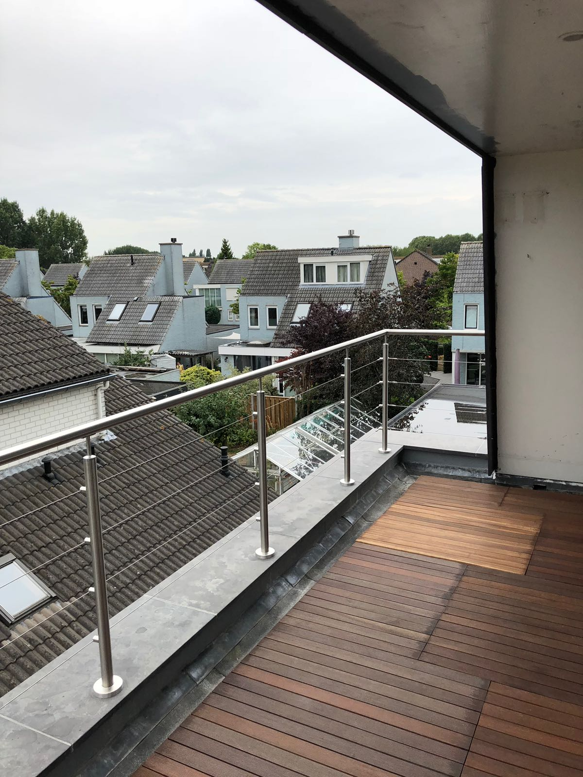 rvs balustrade kabel