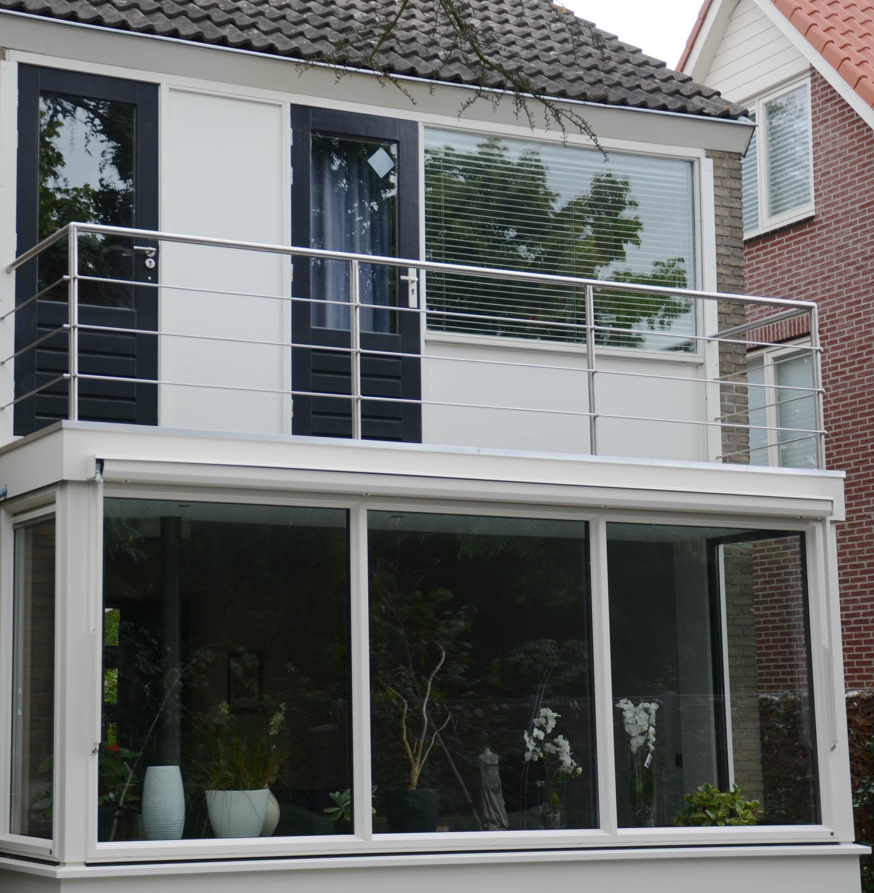 rvs balkon