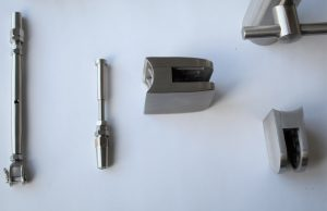 RVS Balustrade onderdelen